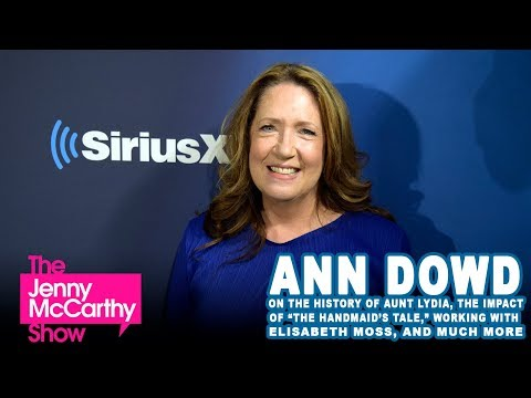 Ann Dowd on Aunt Lydia, the impact of