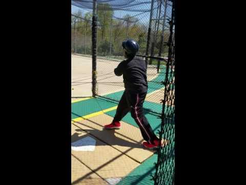 David Malone Baseball Video I