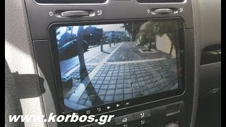 Volkswagen-Android 7.1 Deckless Multimedia with Reverse Camera www.korbos.gr