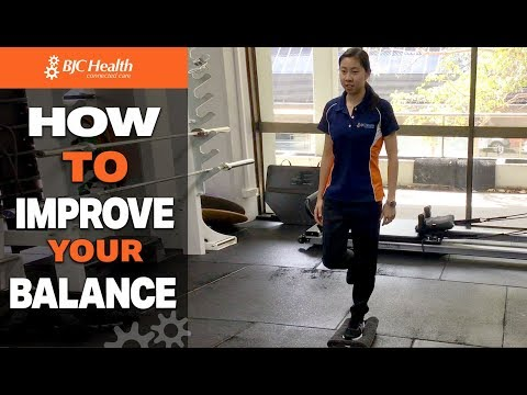 5 Methods to Improve Your Balance When Walking