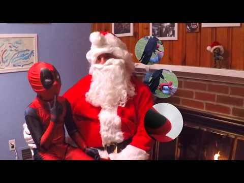 Thumbnail: A VERY DEADPOOL CHRISTMAS! (with Surprise guest Star)