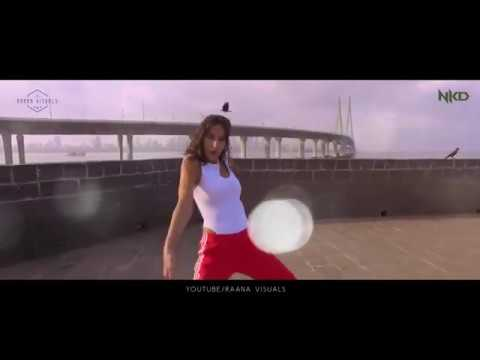 Cheap Thrills Remix   Sia ft  Sean Paul   DJ NKD   Raana Visuals