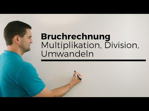 Brüche: Einfache Einführung Bruchrechnen Erweitern & Kürzen from YouTube · Duration:  8 minutes 7 seconds