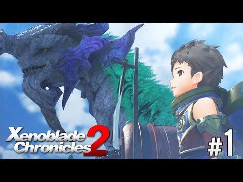 �Switch大作新連載】#1 《異度神�2 Xenoblade Chronicles 2》