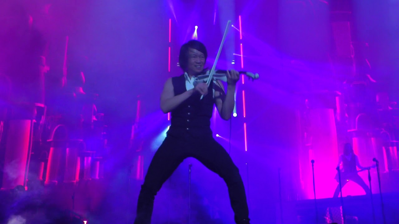 Trans-Siberian Orchestra 12/26/17: 17 - A Mad Russian's ...