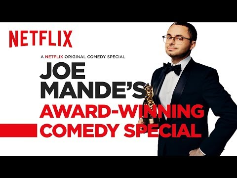 Joe Mande's Award-Winning Comedy Special | Official Trailer [HD ...
