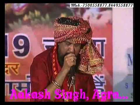 Jago Jago Sherawali Meharawali ~ Lakhbir Singh Lakha Live Noida...