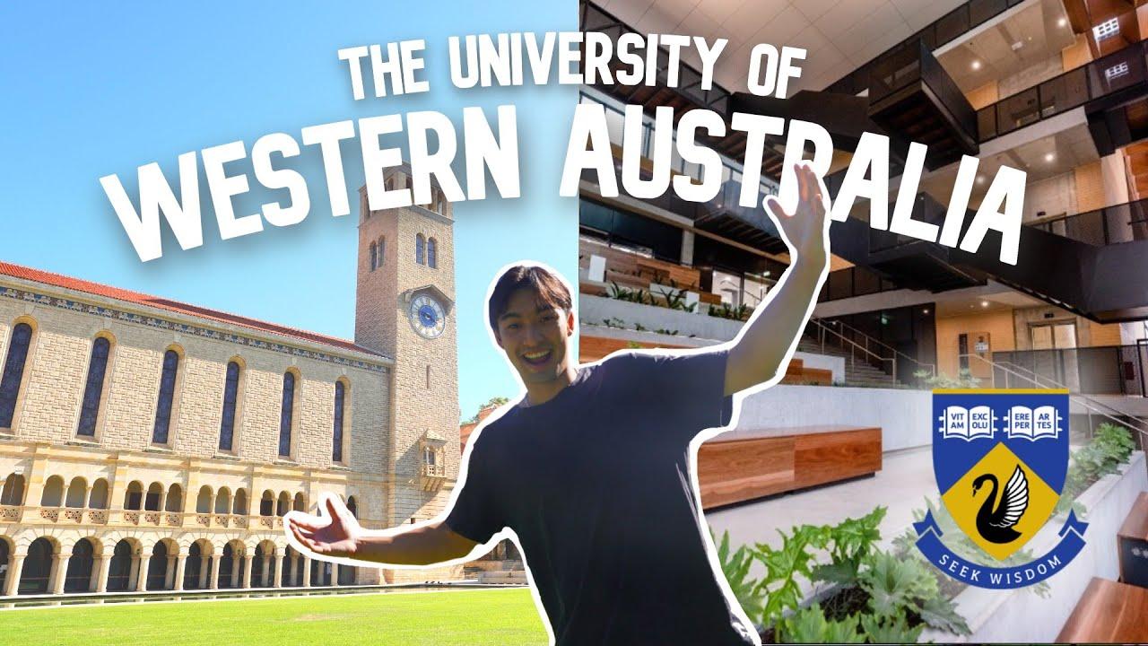 Download CAMPUS TOUR: The University of Western Australia (UWA)