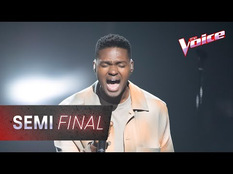 Semi Final: Johnny Manuel Sings 'A Change Is Gonna Come' | The Voice Australia 2020