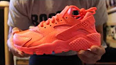 b26986ff3f6c Nike Air Huarache Premium On-Feet - YouTube