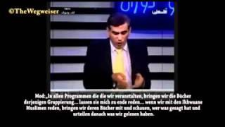 Gebetsduell   Ahmadiyya Sheikh vs Sheikh Mufti Dr Ibrahim Al Azhar Deutsch