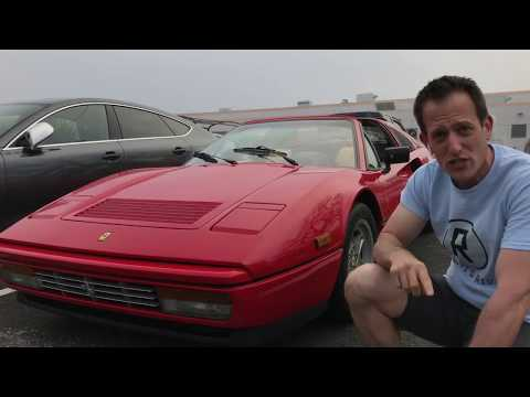 Why is the Ferrari 328 GTS the best Ferrari to invest in? Raiti's Rides