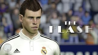 "Gareth Bale ""The Flash"" (FIFA 15 Edit) - A Collaboration With FIFAclick"