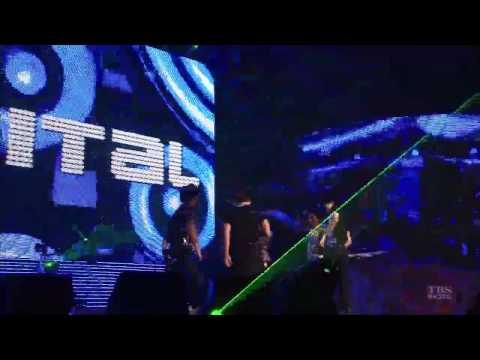 Se7eN - Better Together, Digital Bounce, Passion [ YG Concert 2012 in Japan ]