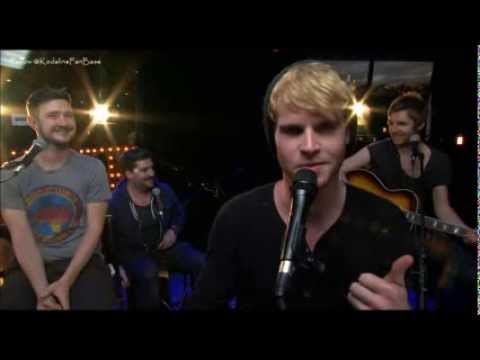 Kodaline Livestream/ Sessions from NYC 07 October 2013