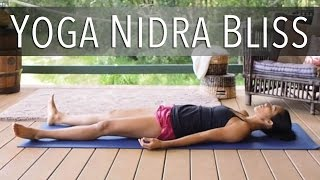 Yoga Nidra Bliss - The Ultimate Stress Management Relaxation Techniques