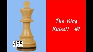 The King Rules! #1