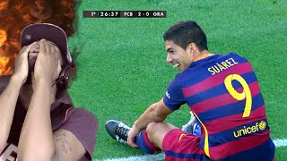 Nooooo not ibra!!! worst open goal misses reaction!!