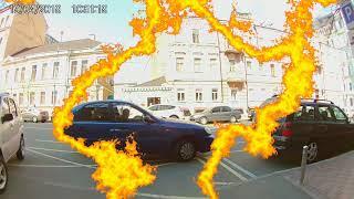 Уникальное видео! Экскурсия по КИЕВУ! Велопокатушки Киев thumbnail