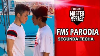 Download Lagu NOCACHA VS LITZEN | FMS PARODIA SEGUNDA FECHA 100% FLOW mp3
