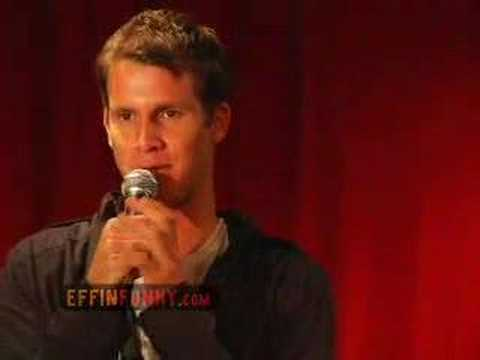 Daniel Tosh Effinfunny Stand Up - Dolla Dolla Tip Yall