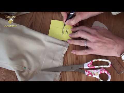 Comment couper les manches d'une chemise / parka / veste / manteau / etc ✂️💪❤️