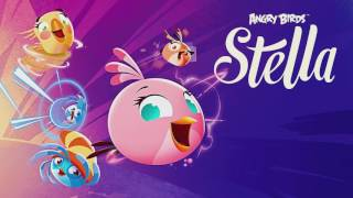 Angry Birds Stella music extended - Main Theme