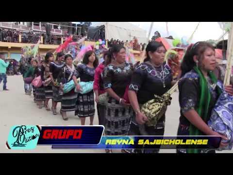 REYNA SAJBICHOLENSE   CRUZ CHICH 2017 COHETEROS  parte1