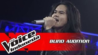 Axl - Rock and Roll | Blind Auditions | The Voice Indonesia GT…