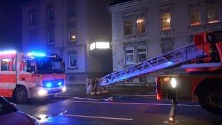 NRWspot.de | Hagen – Schwerverletzter nach Wohnungsbrand – Feuerwehr im Einsatz