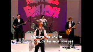 The Knack - My Sharona (Subtítulos español)