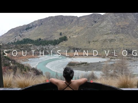 TRAVEL DIARY: South Island, New Zealand ✈️   Franz Josef, Queenstown & Invercargill
