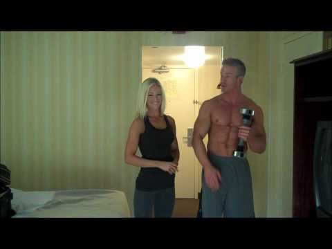 James & Jenna Shake Weight.wmv