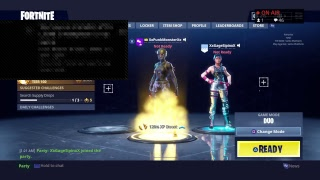 Fortnite Mobile codes GIVEAWAY! Masquer N Seek défi.