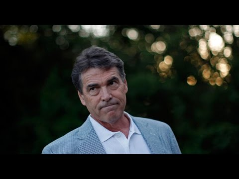 Rick Perry Confirms He