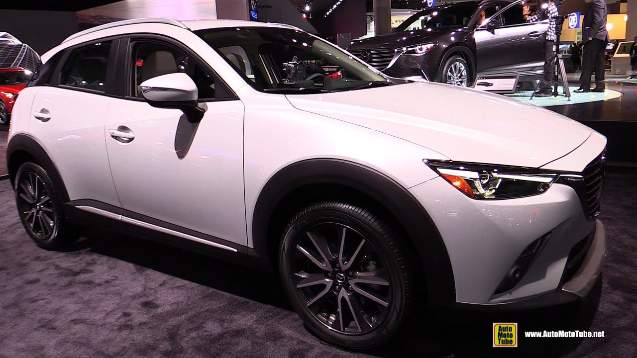 2016 mazda cx3 grand touring awd exterior and interior. Black Bedroom Furniture Sets. Home Design Ideas