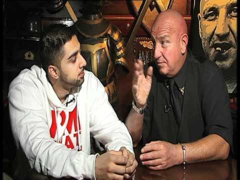 shizzio brit asia tv sagas dave courtney part 1 of 3