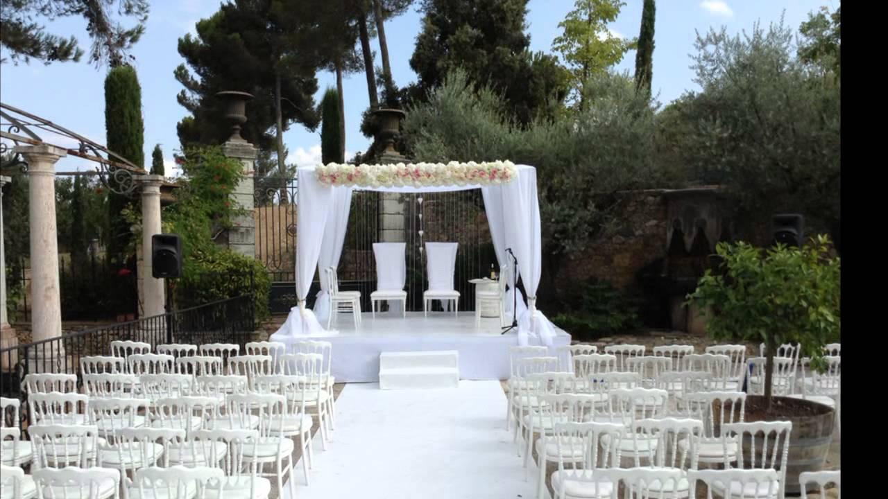 Houppa Wedding Ceremonie Mariage Juif Creation Gustavo Averbuj Youtube