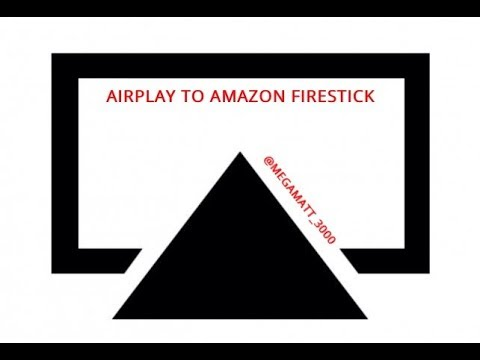 SCREEN MIRROR ON THE AMAZON 🔥FIRESTICK🔥AIRPLAY FROM IPHONE AND ANDROID! INSTALL AIR SCREEN APP.