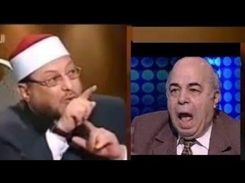 أحمد عبده ماهر يقول أبوبكر الصديق لم يكن مع النبىﷺفى الغار ورد لاتتوقعه من د الزغبى