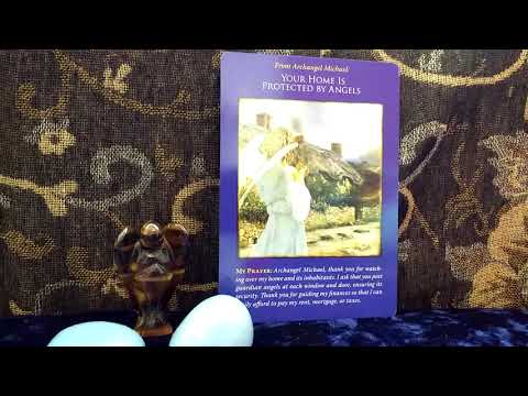 Daily Oracle Card Reading 18th March  2018 Daily guidance Archangel Michael tarot