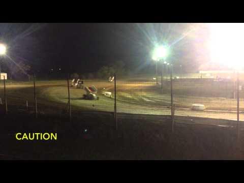 Mike&Bud // #99&80 SST // Boyd Raceway // Heat #4 // 4.3.15