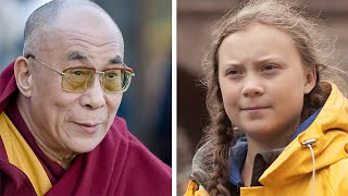His Holiness the Dalai Lama In Conversation with Greta Thunberg and Leading Scientists
