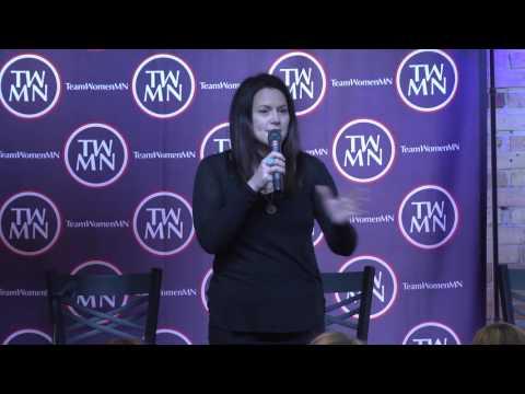 TWMN Leadership Conference 2016- Josie Robinson, Author