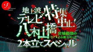 テレビ特集中止!禁断の八木山橋!宮城最恐のヤバいスポット2本立てスペシャル