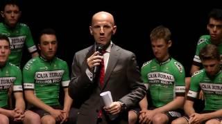 Emisión en directo de Ciclismo CajaRural-SegurosRGA