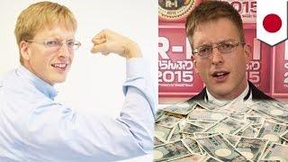 お笑い芸人の厚切りジェイソン(29)が5月1日、億万長者になったことが...