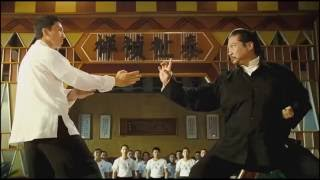 Ip Man 2 fight scene OST - Master Hung