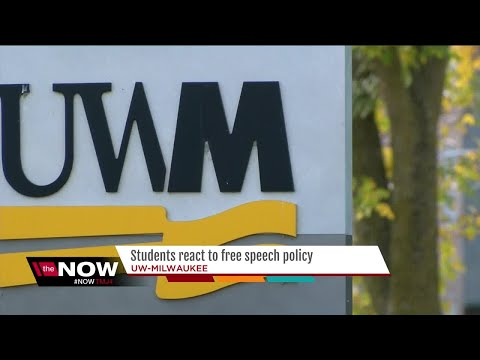 UWM students react to new protest policy