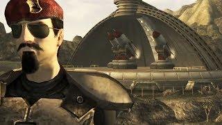 Мэддисон играет в Fallout: New Vegas #6 — На луну